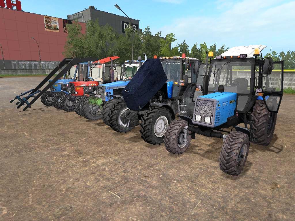 BEST PACK TRACTORS v 2.0