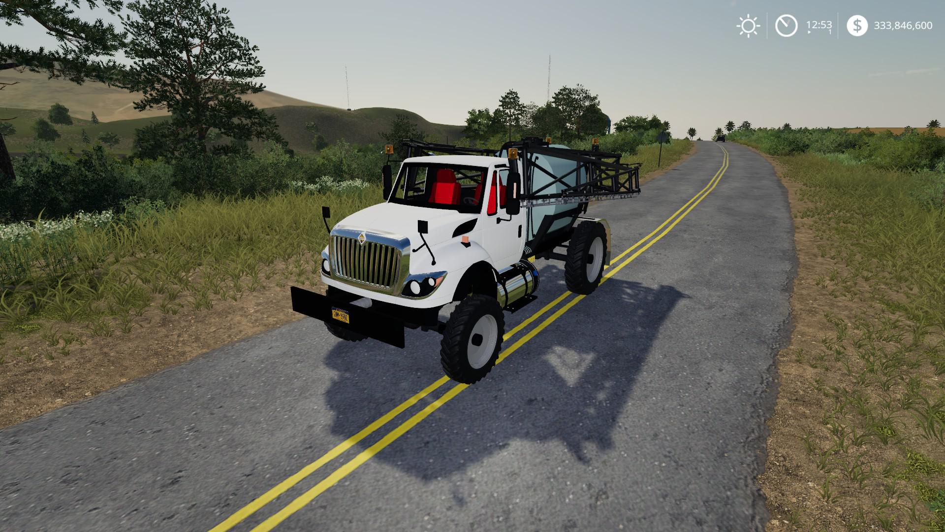 International Workstar Sprayer v 1.0