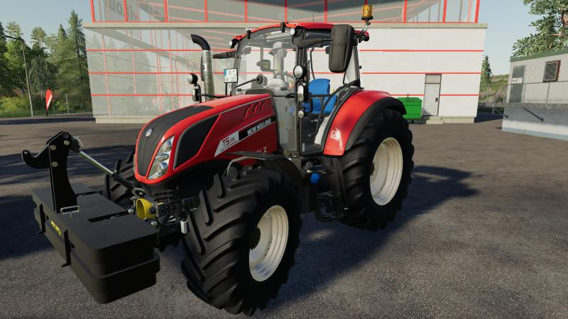 New Holland T5 Series v 1.0