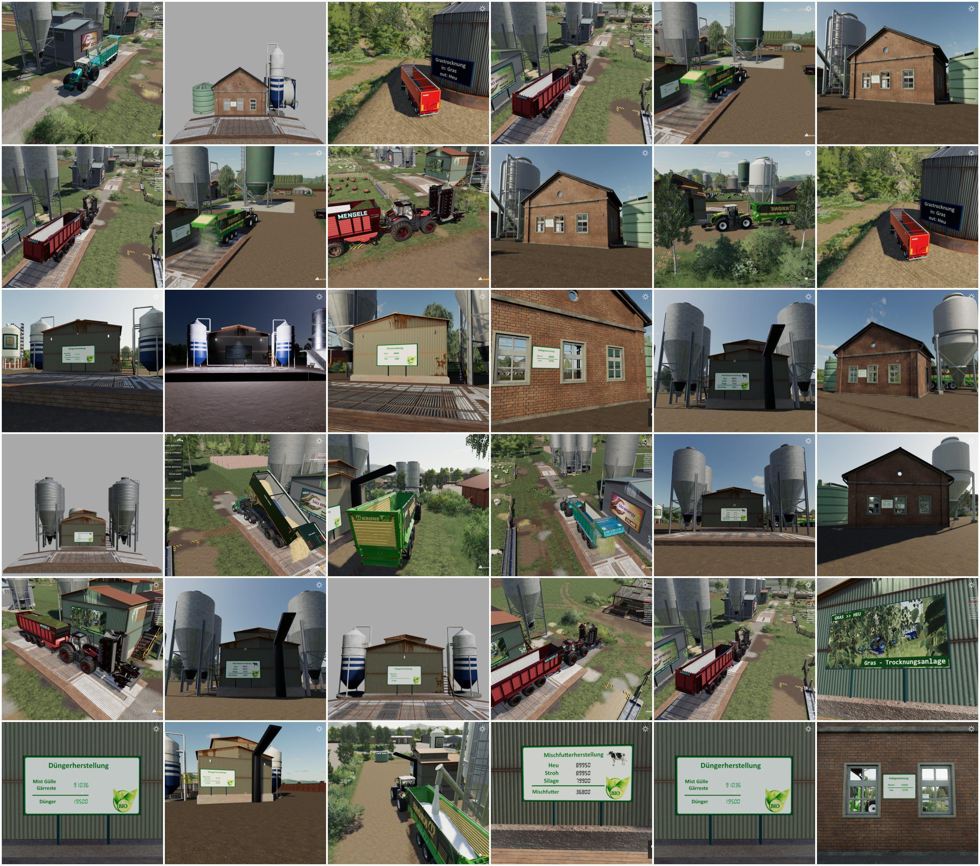 Placeable Objects Mods Pack v 1.0