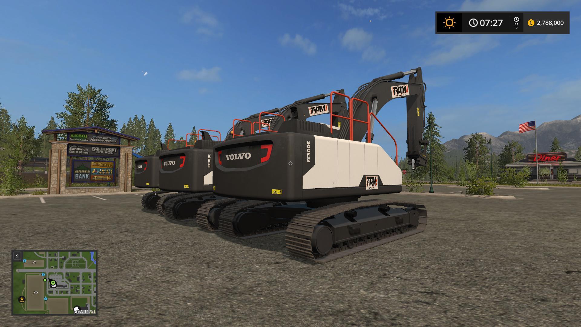 Volvo EC300E TPM v 1.0