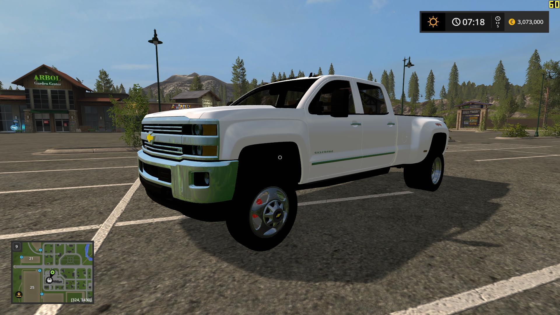 Chevy 3500 v 1.0