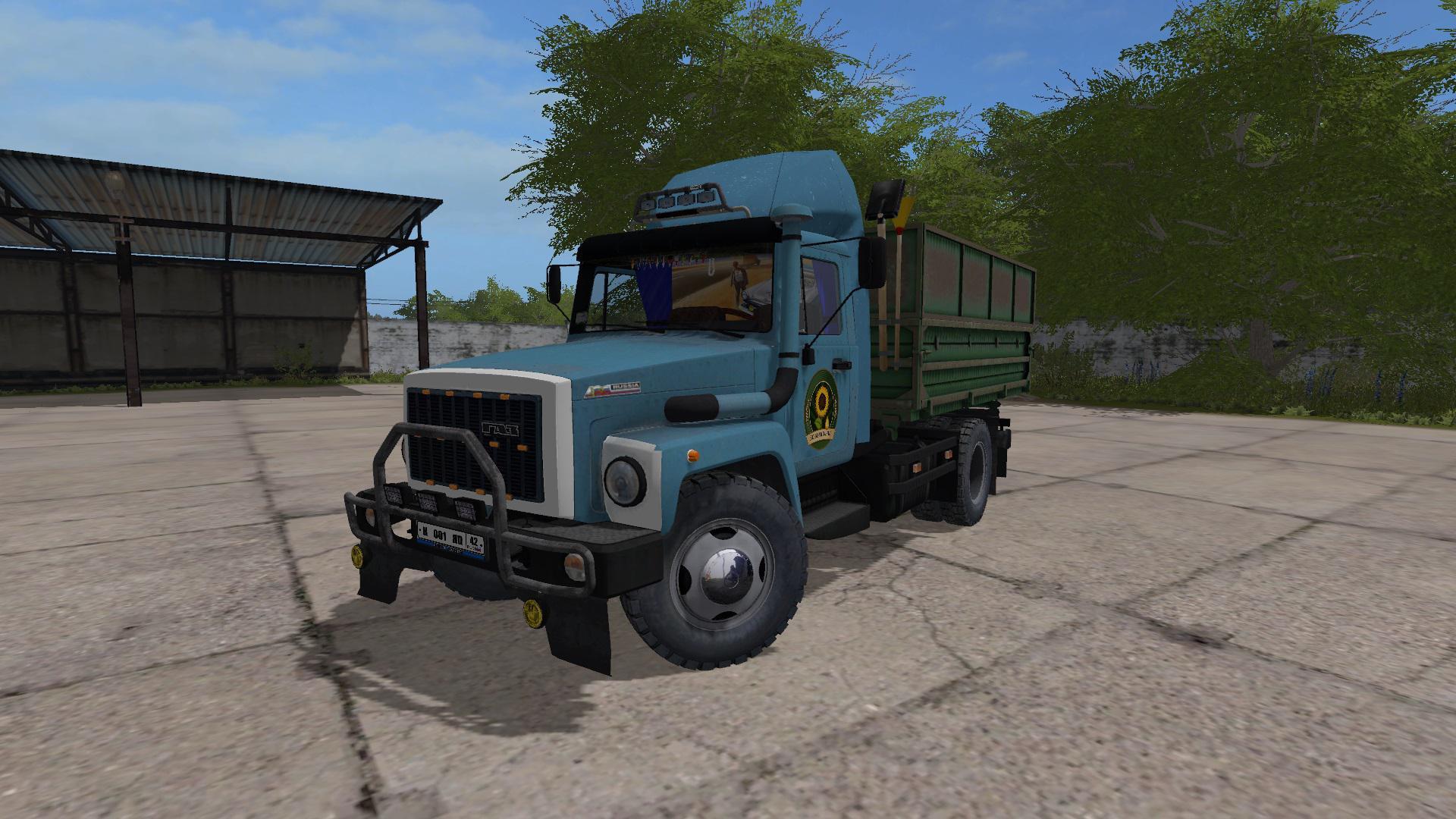 GAZ SAZ 3307 v 1.0