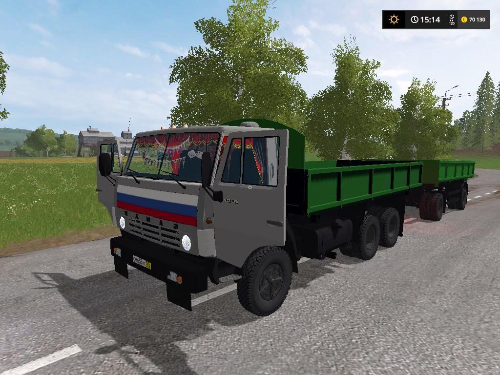 Kamaz 55102 v 0.1