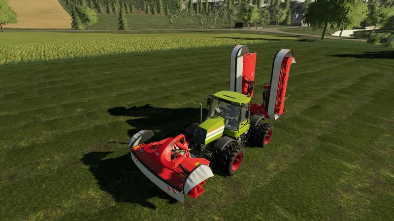 Kuhn Mower Pack v 1.0