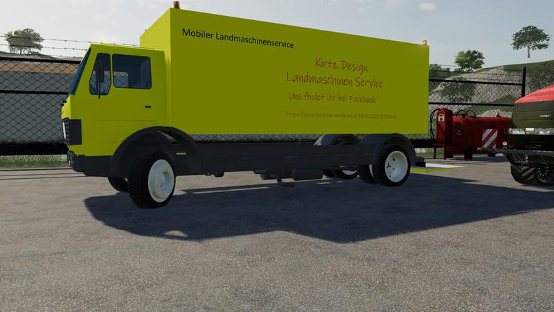 Mercedes Benz Mobile Land Service v 1.0