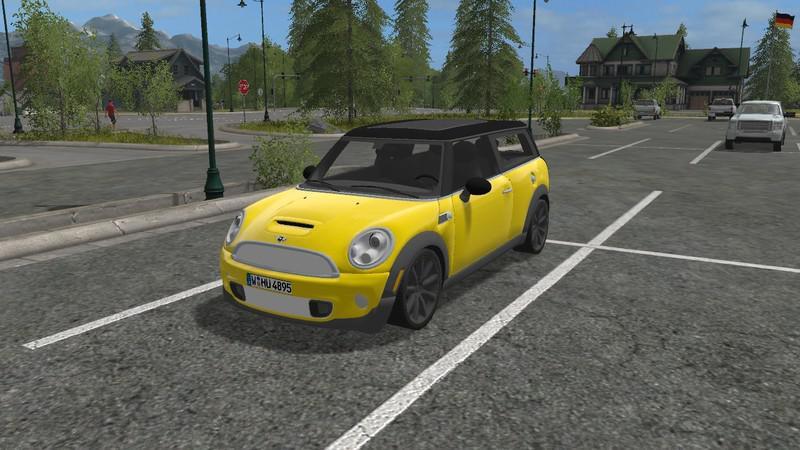 Mini Clubman v 1.0