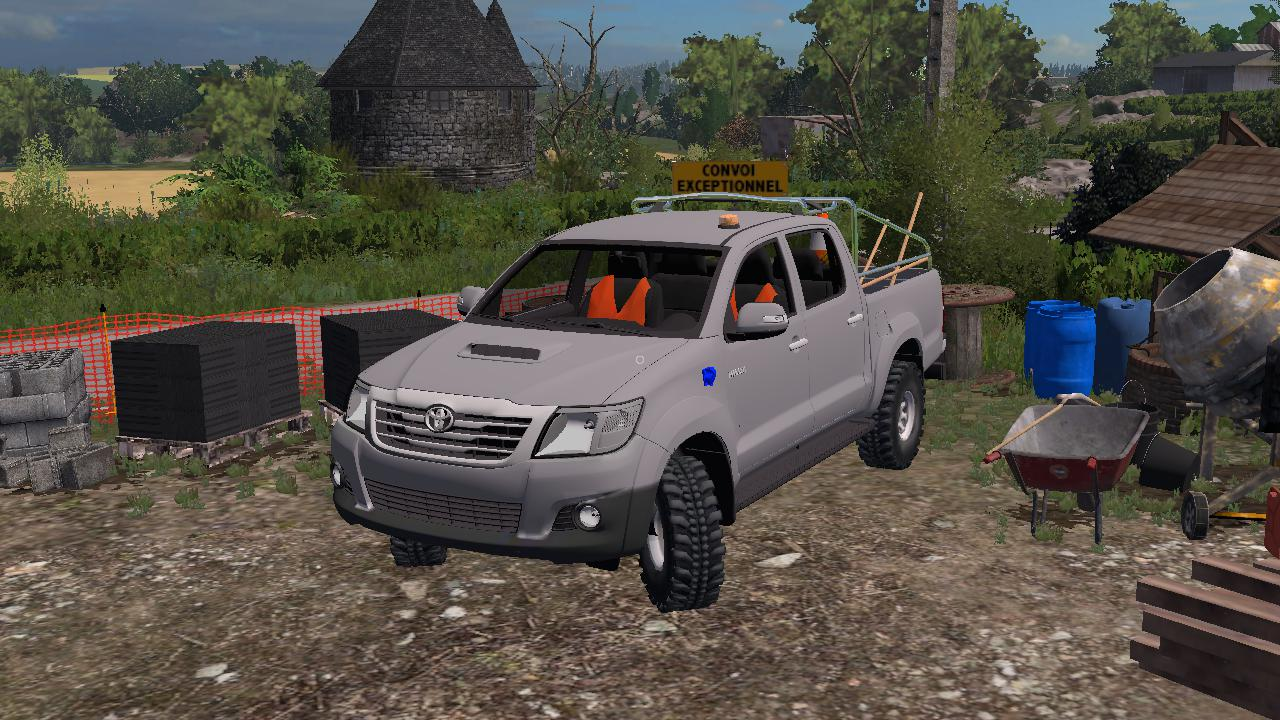 Toyota Hilux TP v 1.0