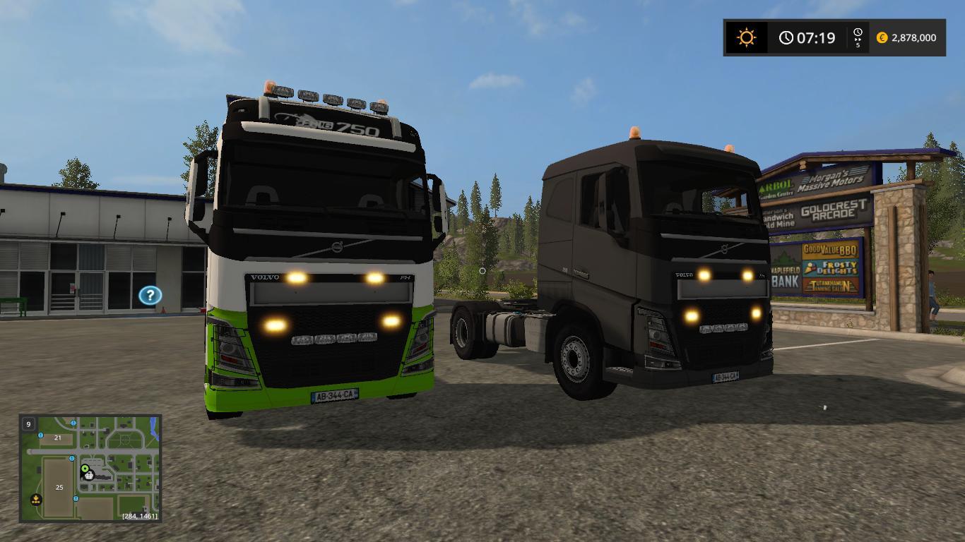 Camion Volvo FT Modding v 1.0