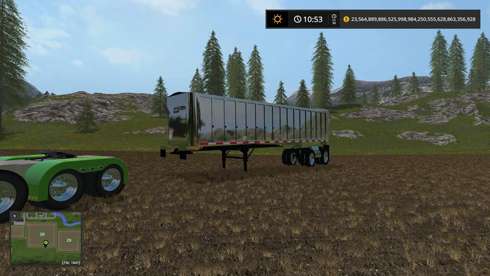 Dewster east framless end dump v 1.0.0.2