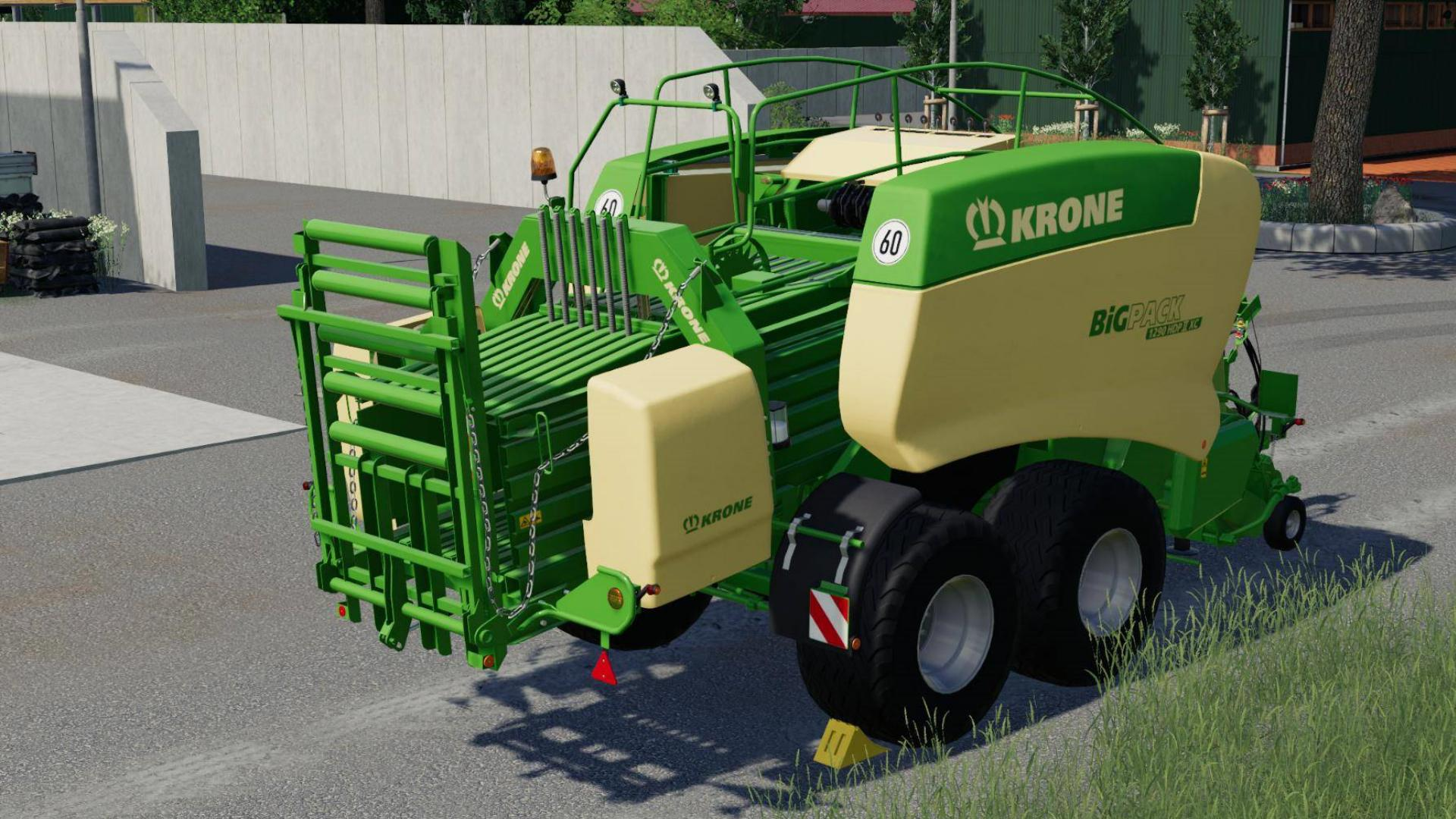 Krone Big Pack 1290HDPII v 1.0