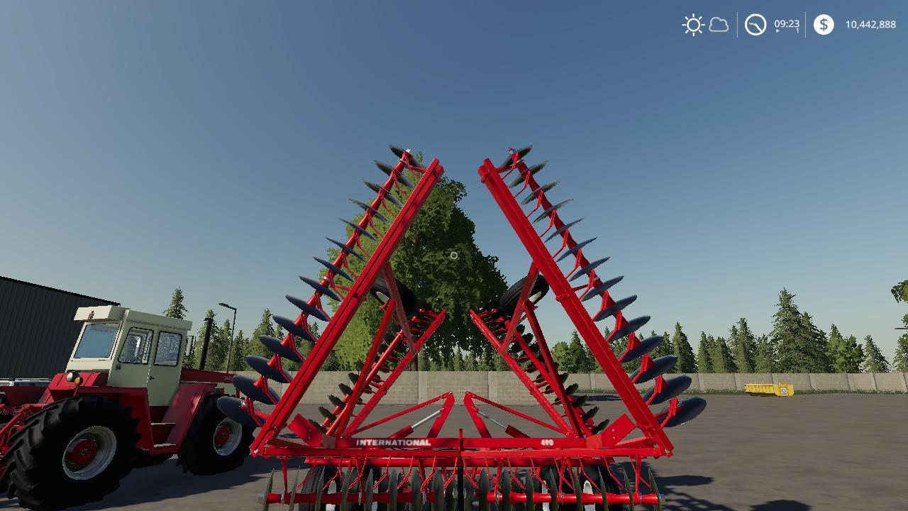 Case IH plow USA style v1.0
