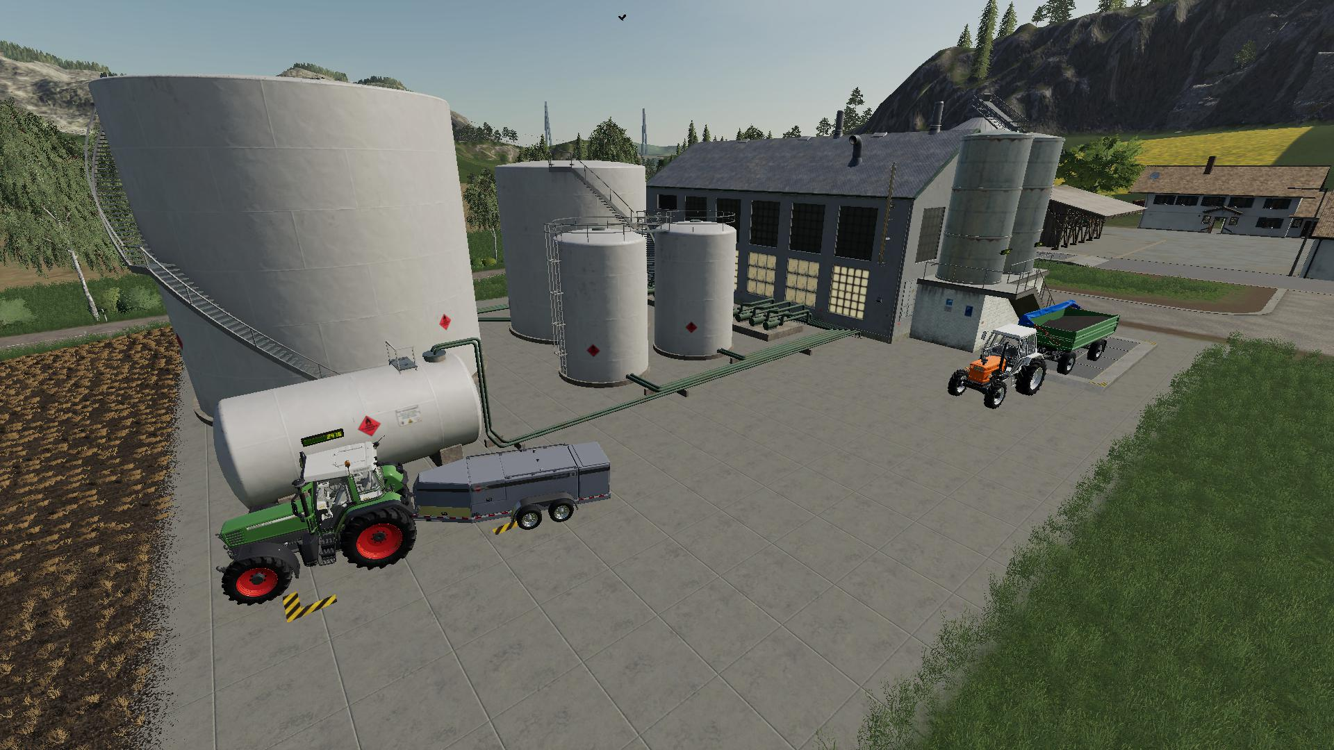 Diesel Production with Global Company v1.0.1
