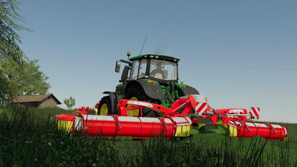 Pottinger Novacat A10 Cross Flow v1.0