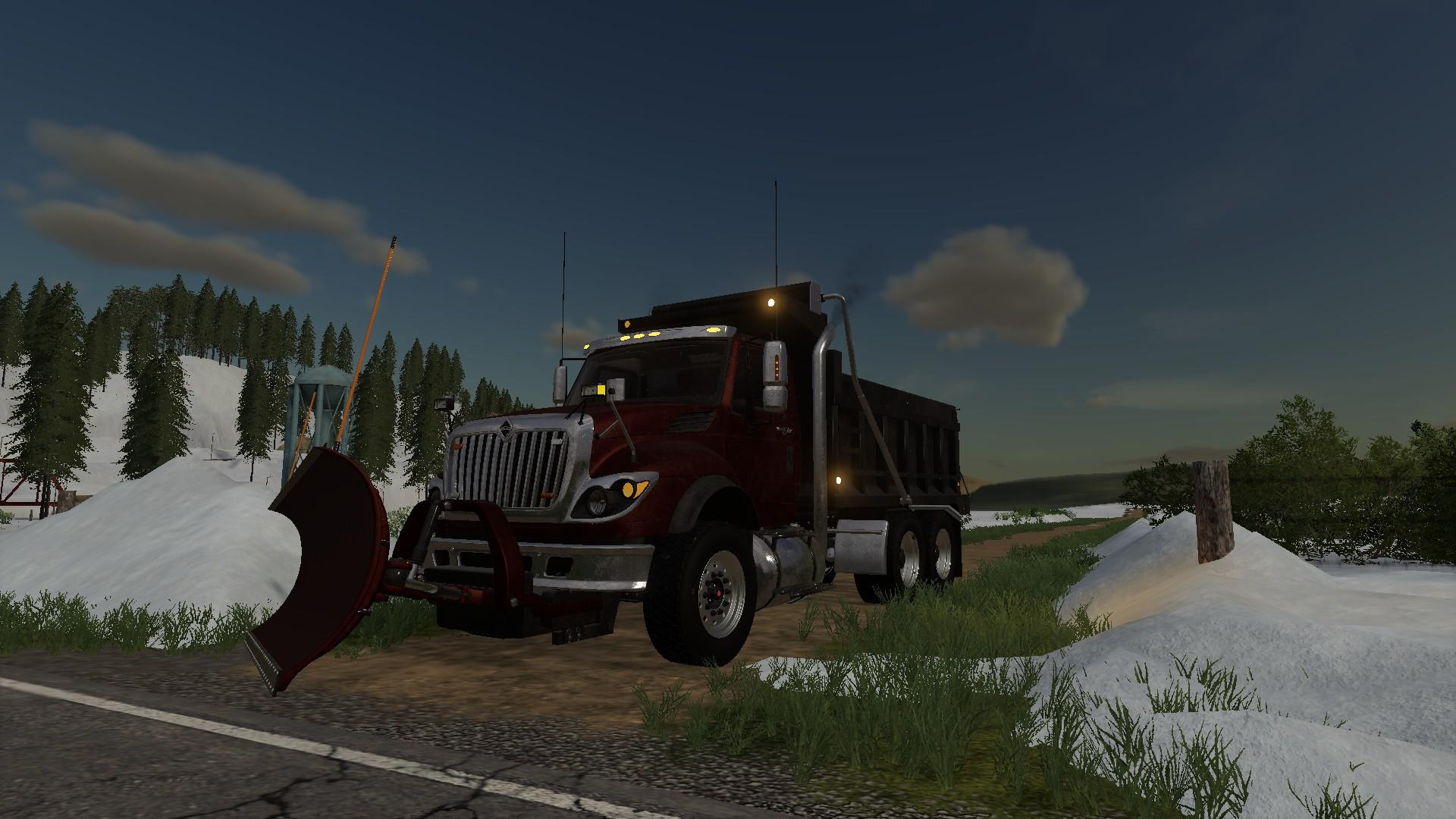 WorkStar and Plow pack v1.0