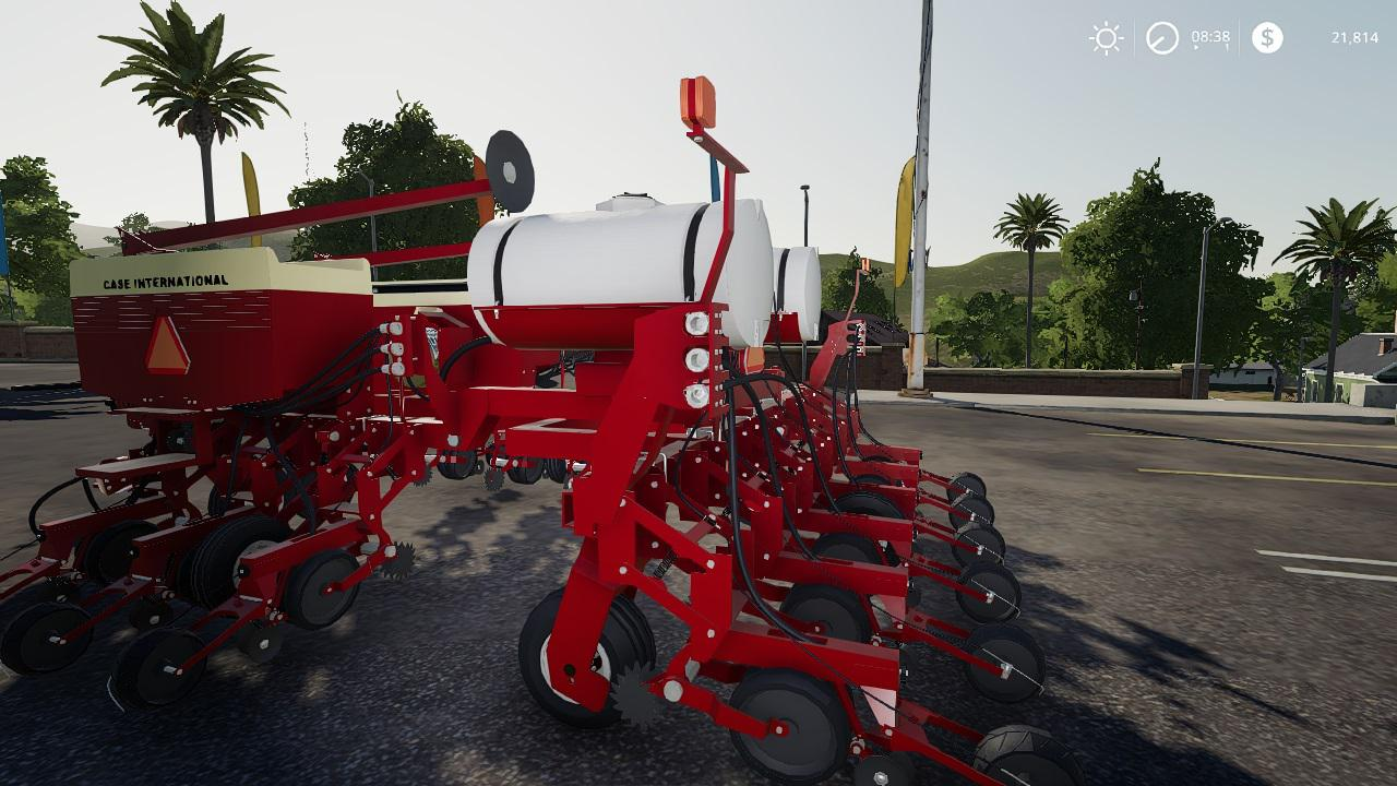 Case ih cyclo planter v1.0
