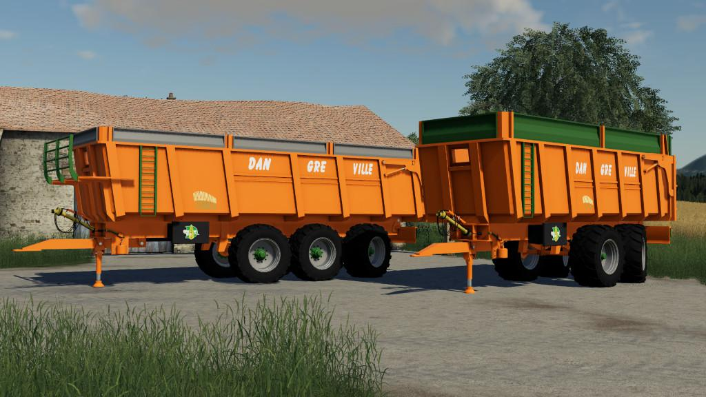 Dangreville Trailer Pack v1.0