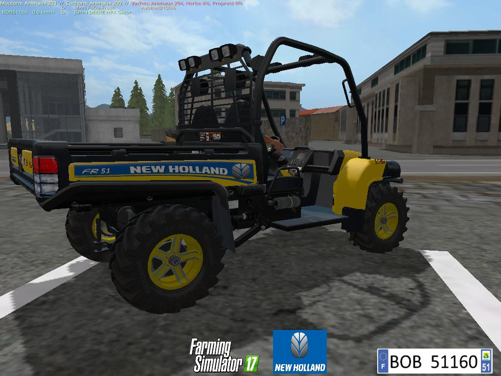 FS17 New Holland FR 51 v1.0