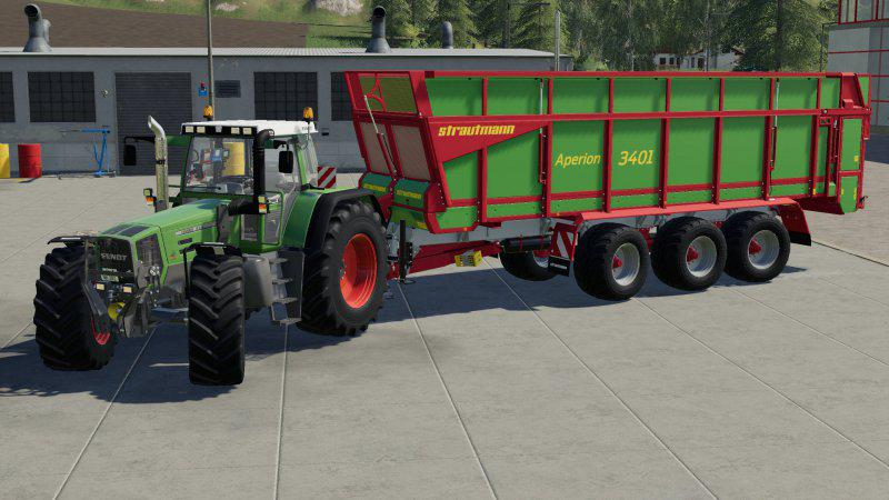 Fendt Favorit 800 v1.0