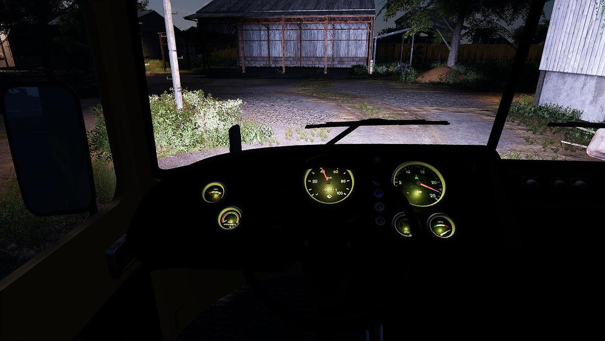 IFA W50 Grain Construction v1.0