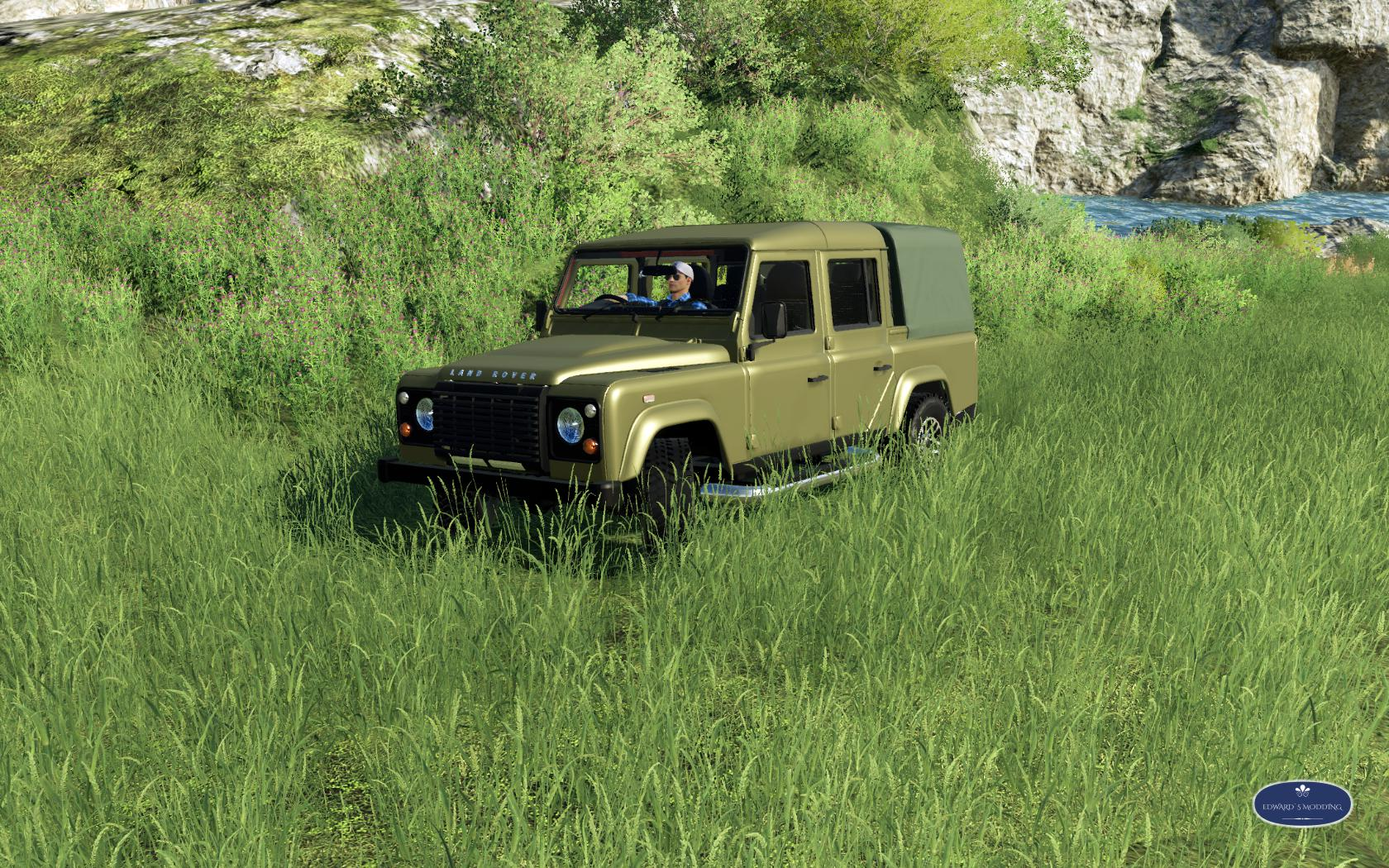 Land Rover Defender 110 FS19 v1.0