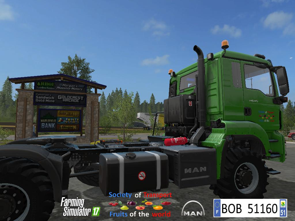 Man Diesel Power By BOB51160 v1.0