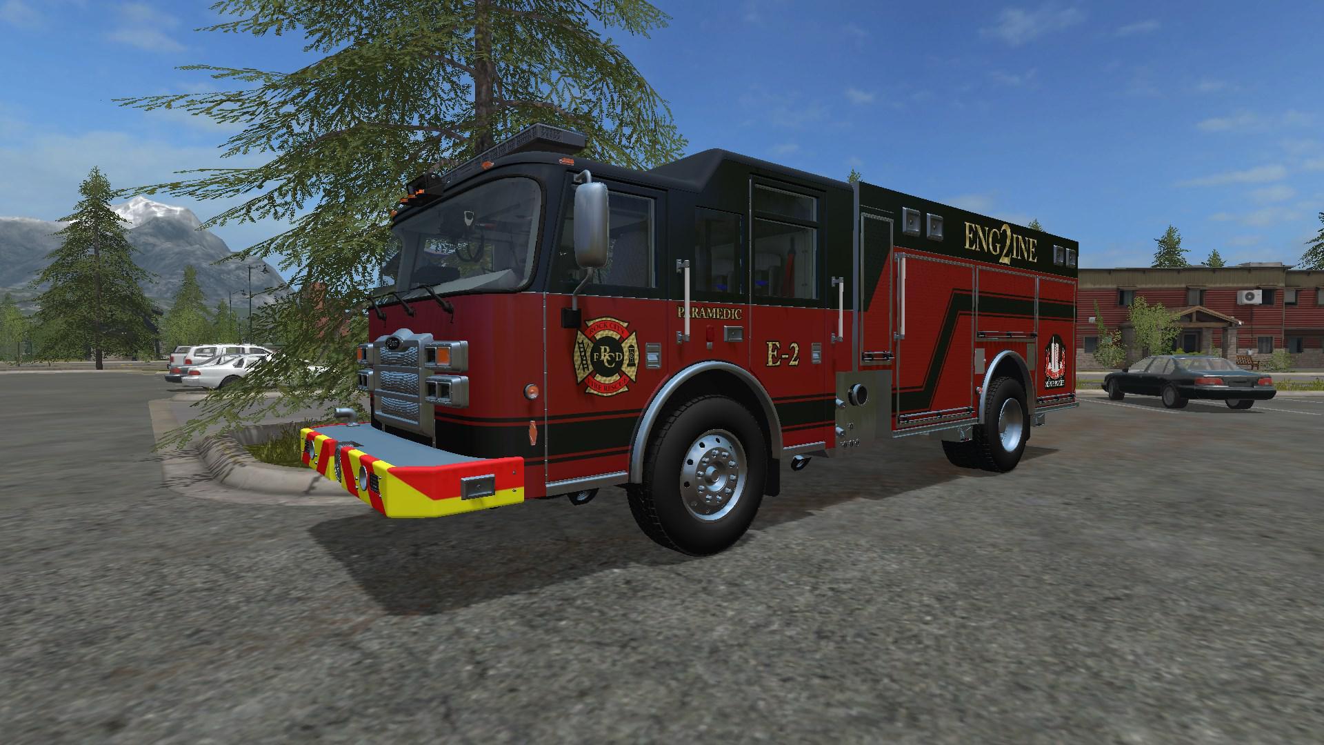 Pierce Saber/Enforcer PUC Engine v1.0