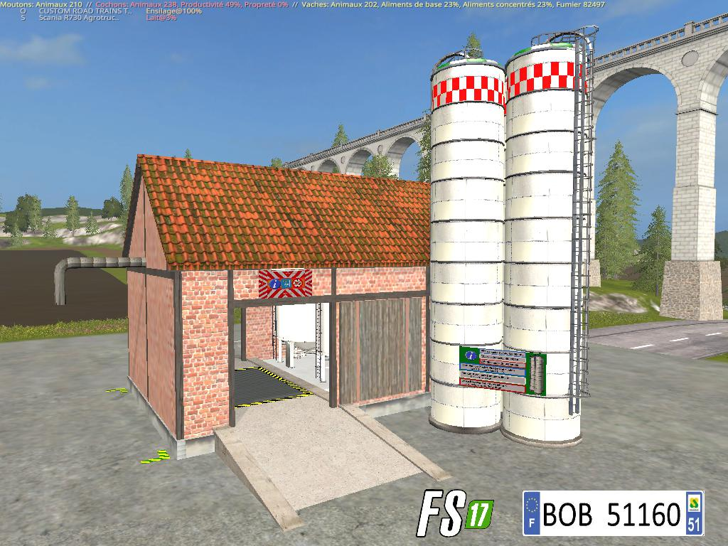 FS17 MULTISTORAGESHED REWORK BY BOB51160 V2.0