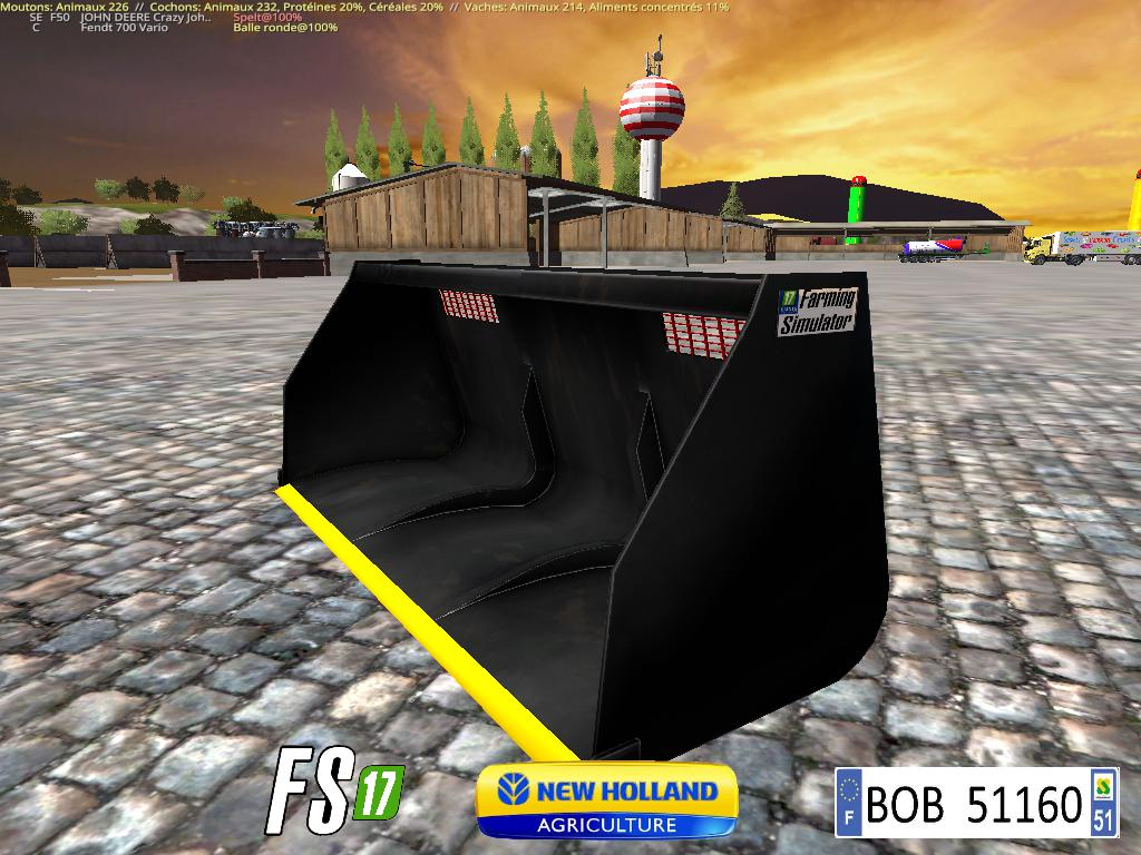 PACK SPECIALE CHARGEMENT V1.0 BY BOB51160
