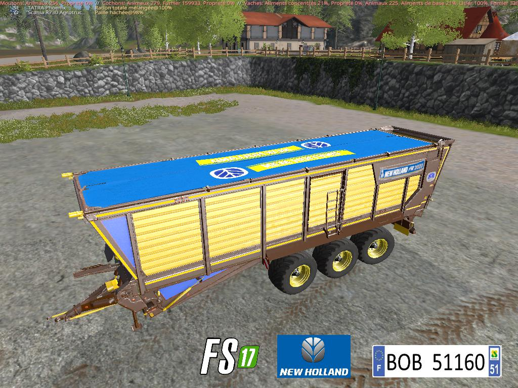NEW HOLLAND FR 2020 BY BOB51160 V1.0.0.1