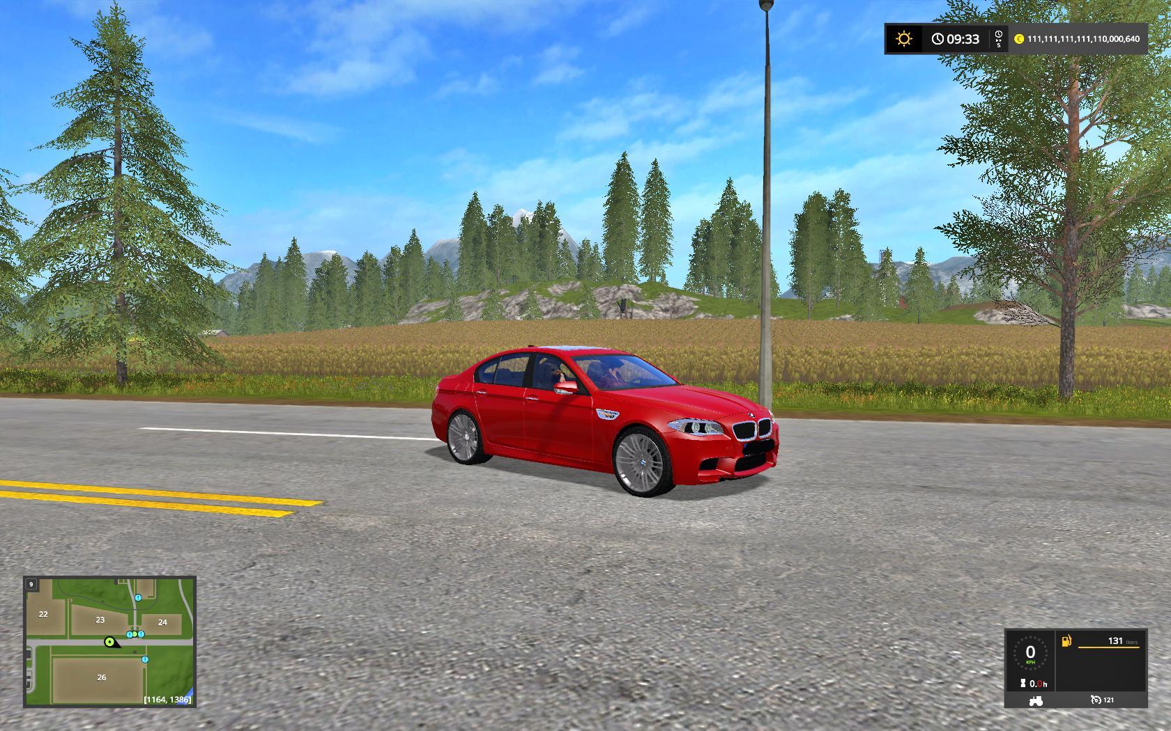 BMW M5 FS17 V1.0