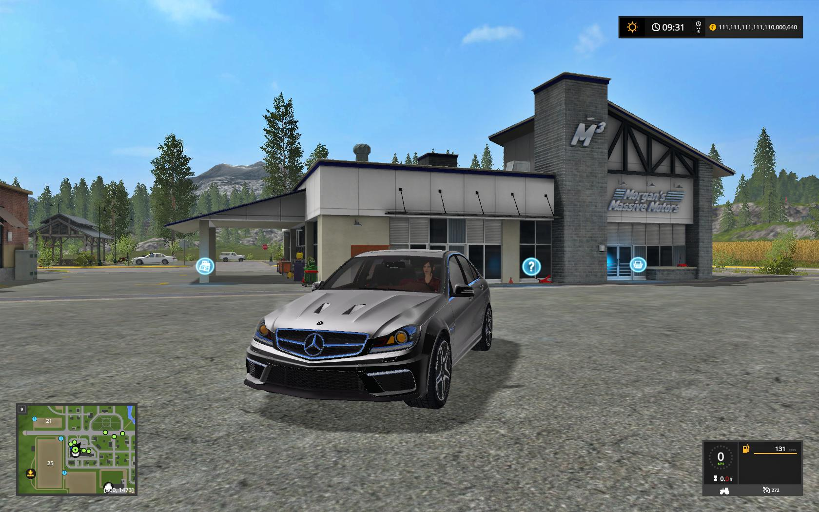 MERCEDES AMG FS17 V1.0