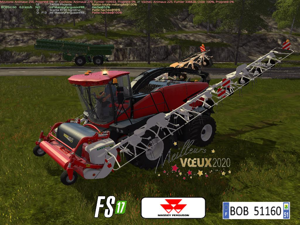 PACK2 MASSEY FERGUSON BY BOB51160 V1.0