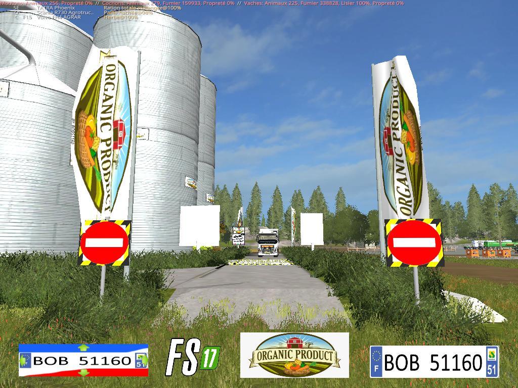 SILO ORGANIC PRODUCT BY BOB51160 V2.0