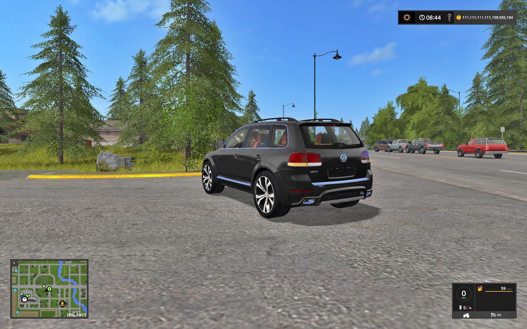 VW TOUAREG FS17 V1.0