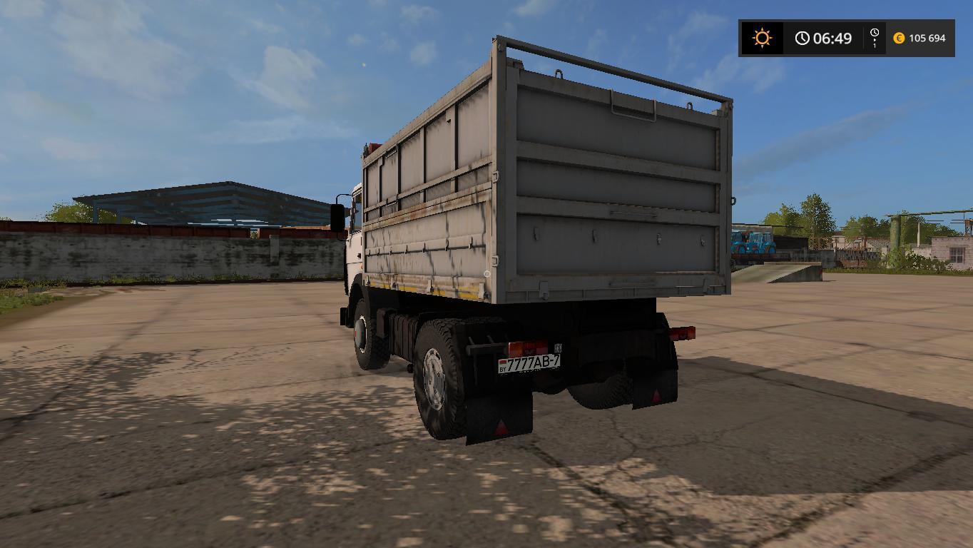 MAZ 5511 BY ARTEM V1.0