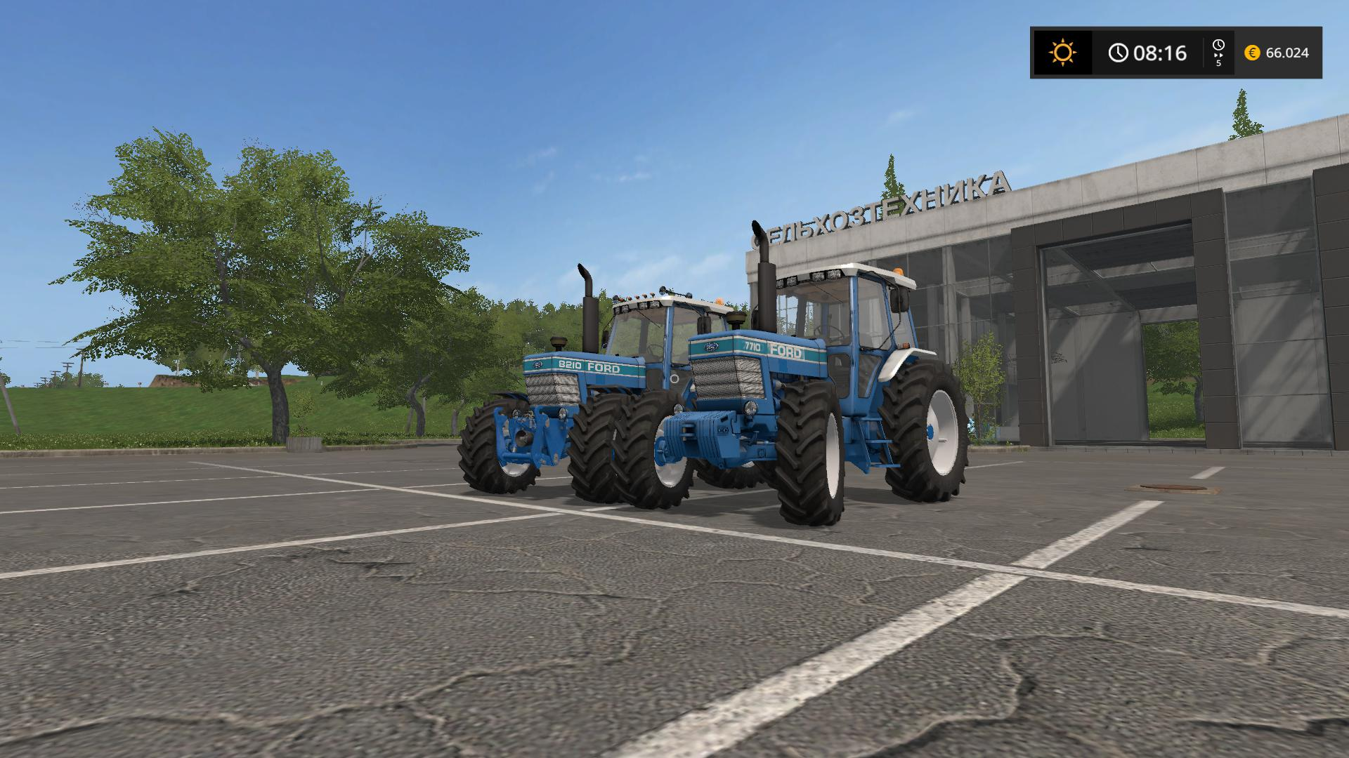 FORD 8210 AND 7710 V1.0