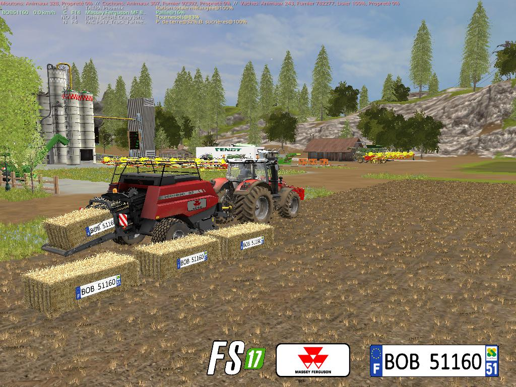 BIGBALER MF1967 BY BOB51160 V2.0