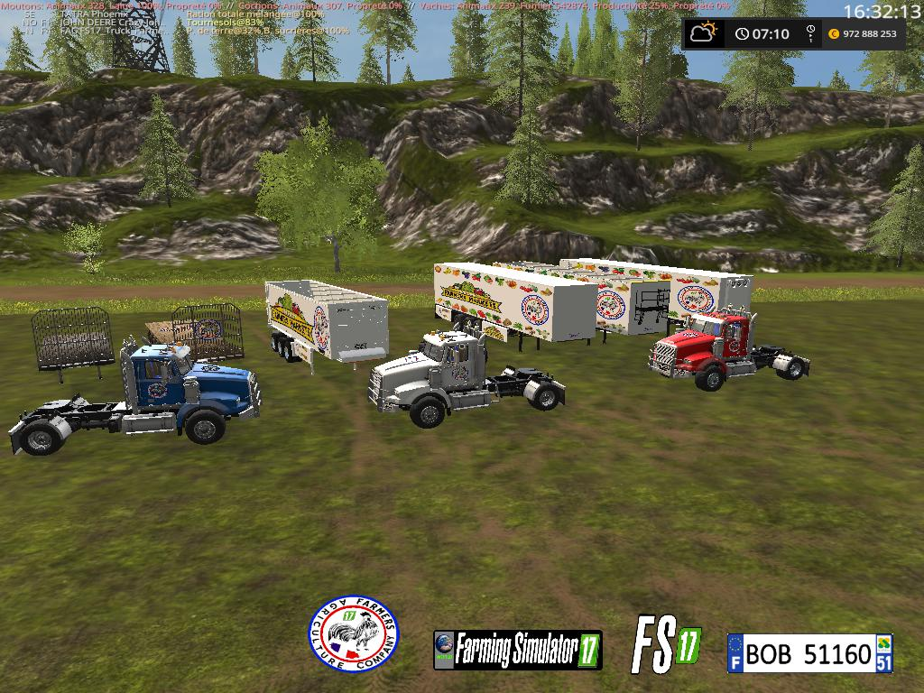 FS17 PACK FAC BY BOB51160 V1.0
