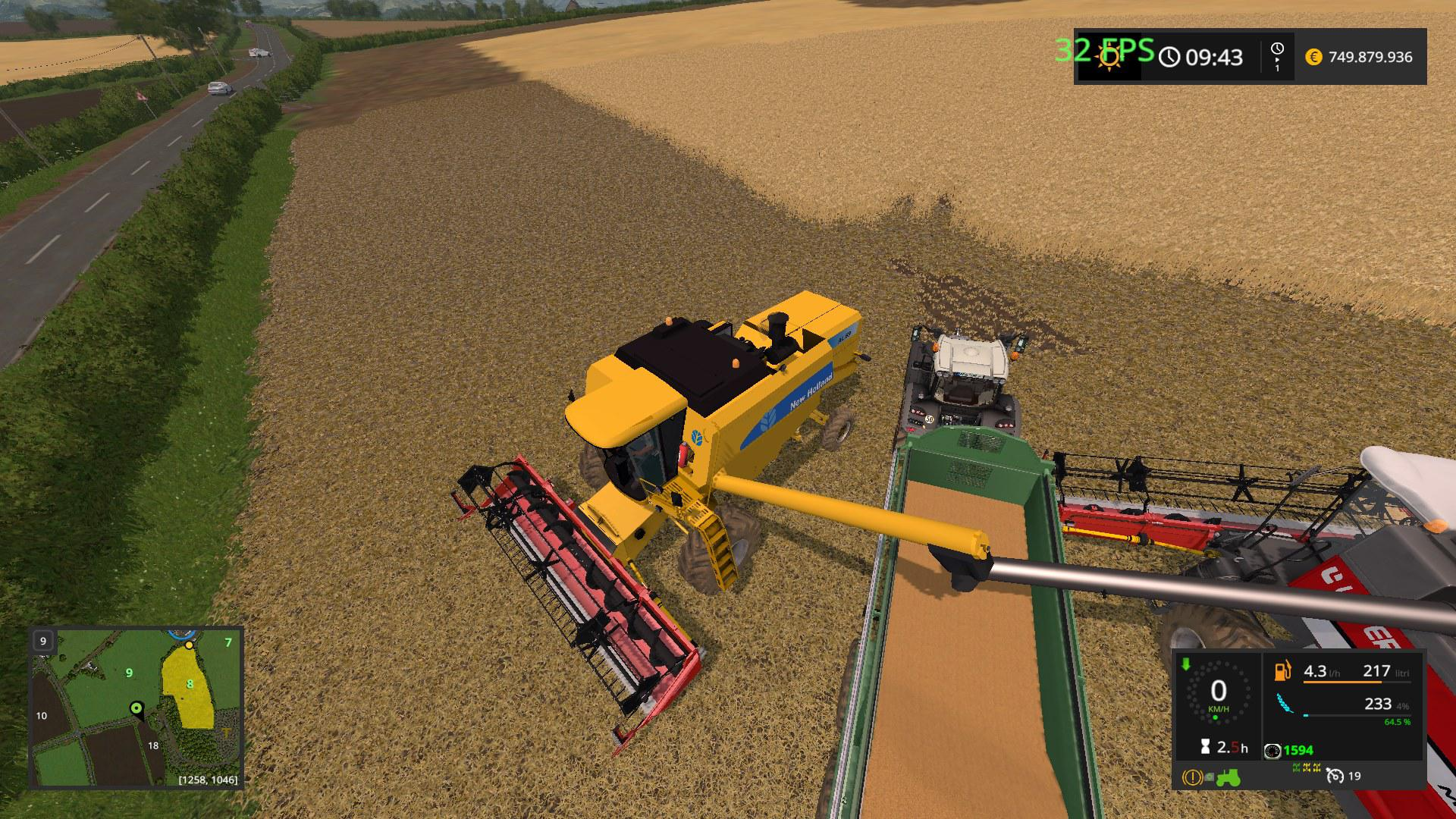 NEW HOLLAND AL 519 V1.0