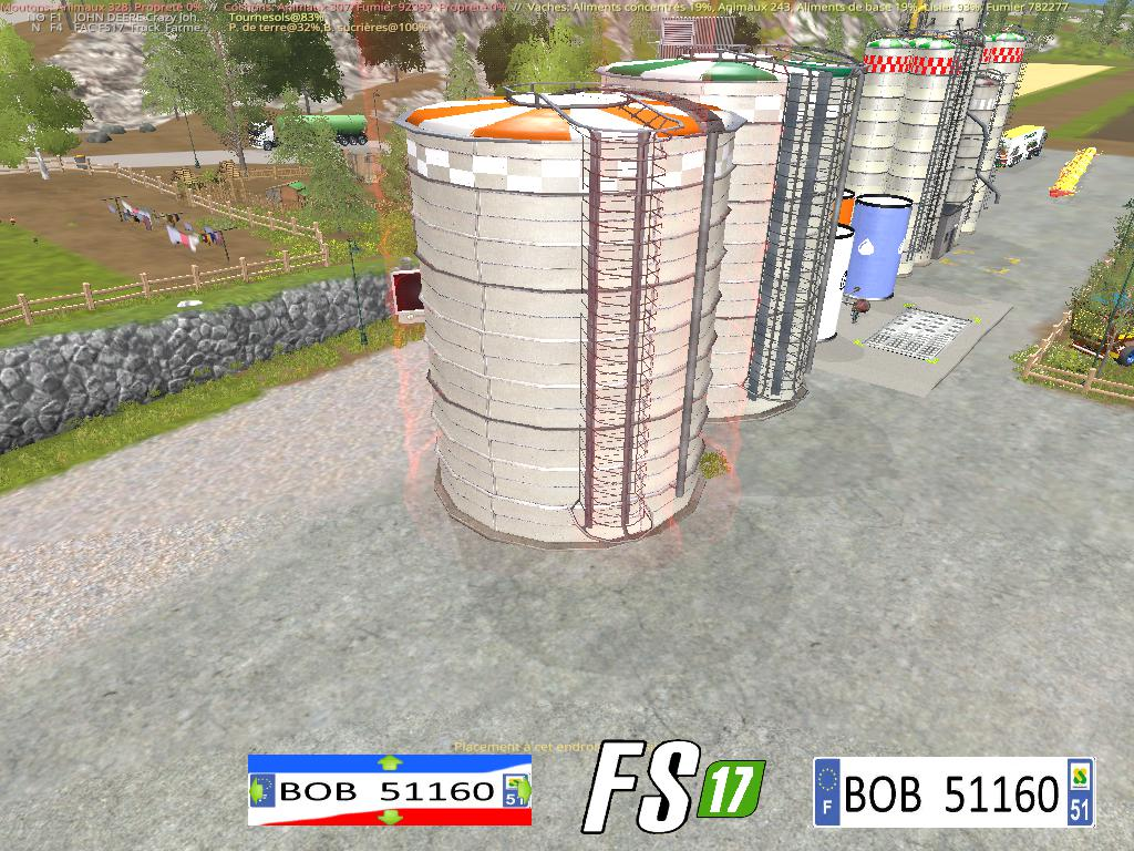 SILO EXTENSION LARGE 4 BY BOB51160 V4.0