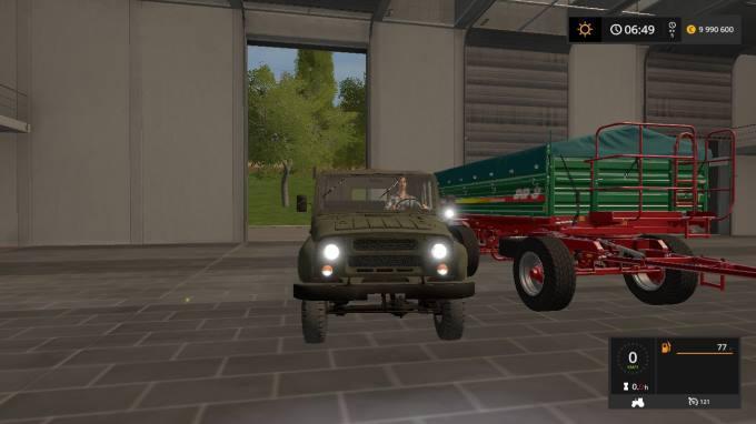 UAZ 469 V2.0.0.2