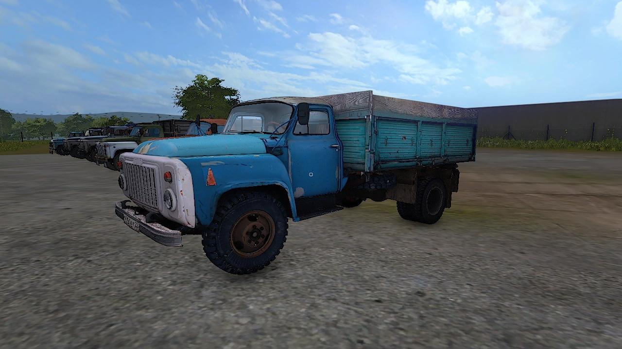 GAZ-53 BORT V1.0