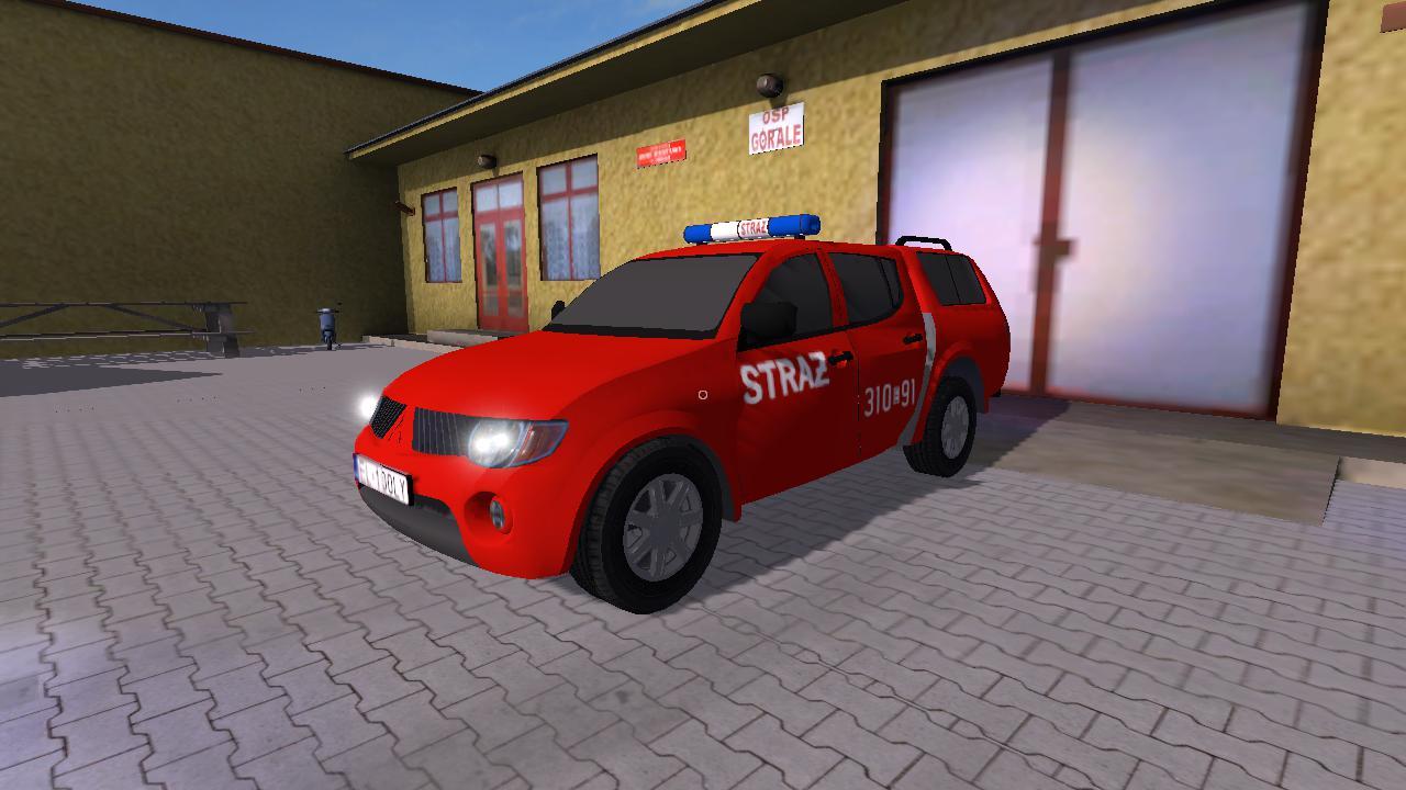MITSUBISHI L200 SLOP - JRG 10 LODZ V2.0
