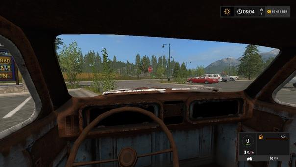 OLD RUSTY CAR V1.0