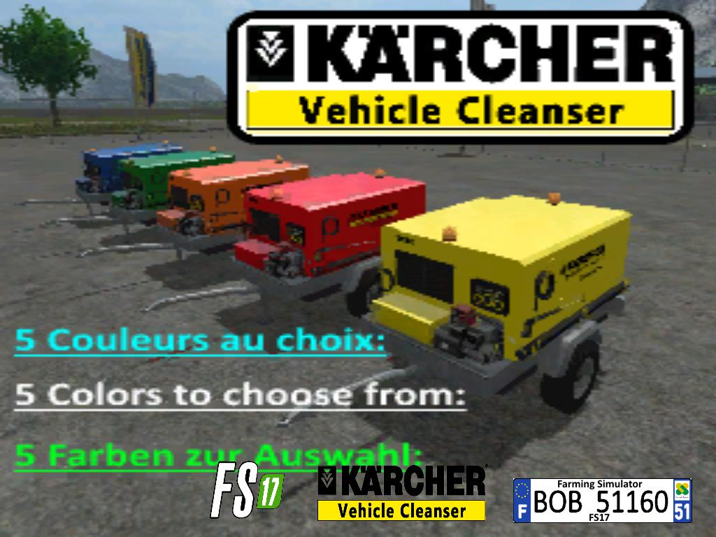 KAERCHER MOBILE HPW BY BOB51160 V2.0