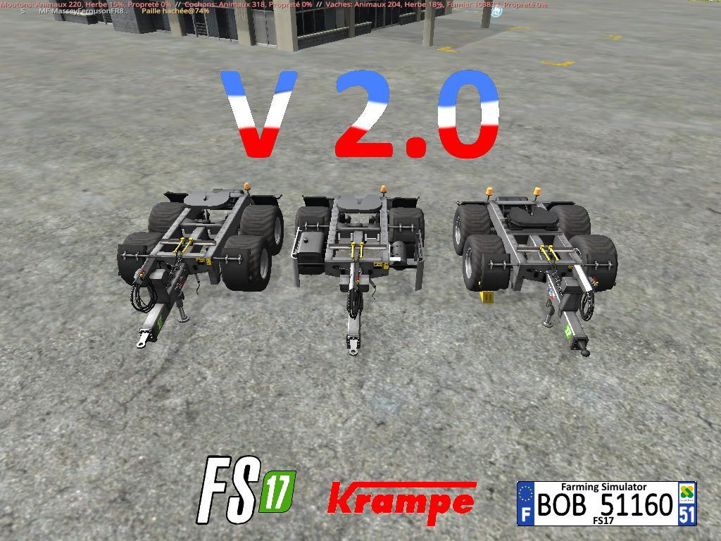 KRAMPE DOLLY 10L 20L 30L BY BOB51160 V2.0
