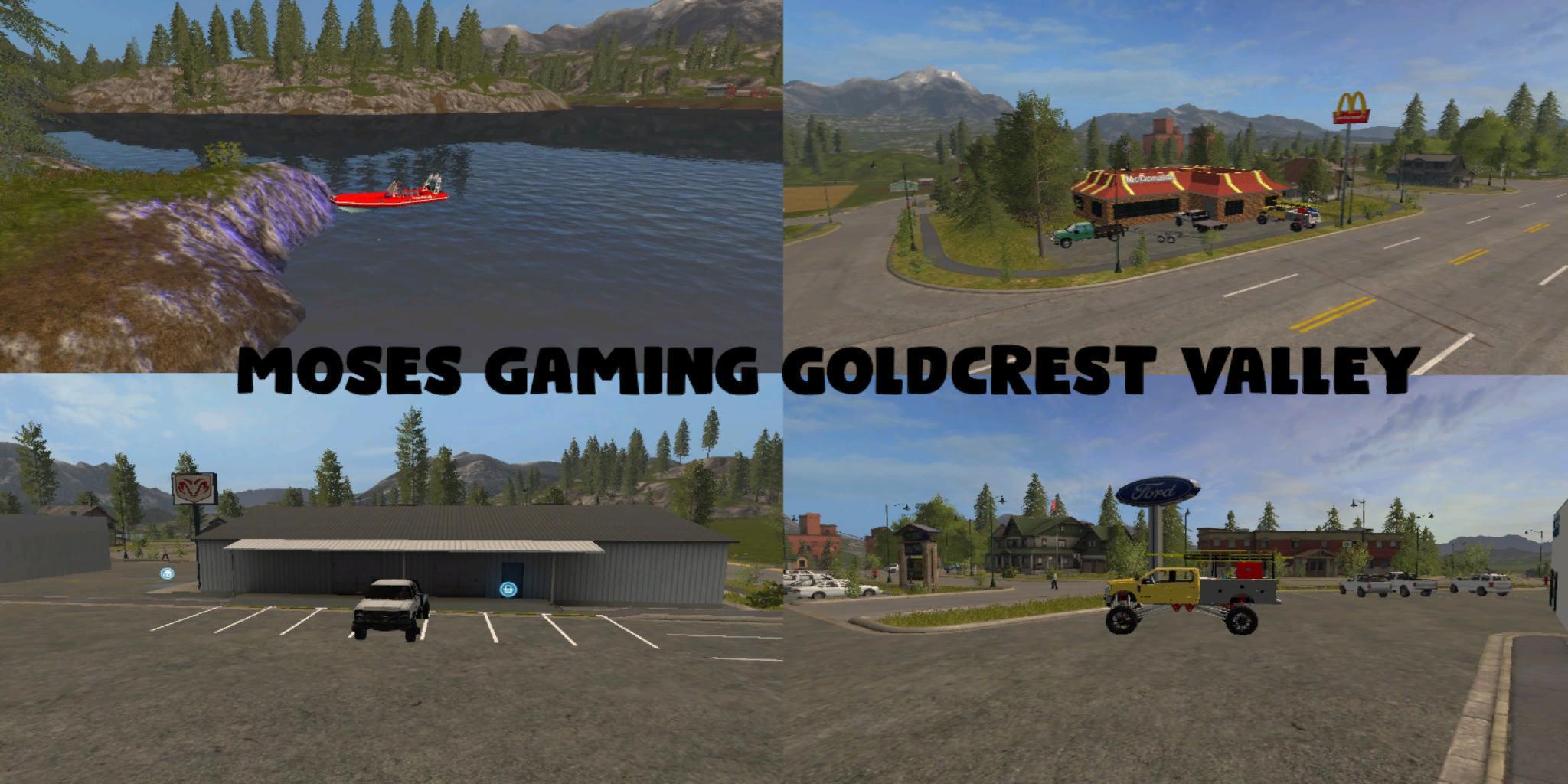 MOSES GAMING GOLDCREST VALLEY V1.0