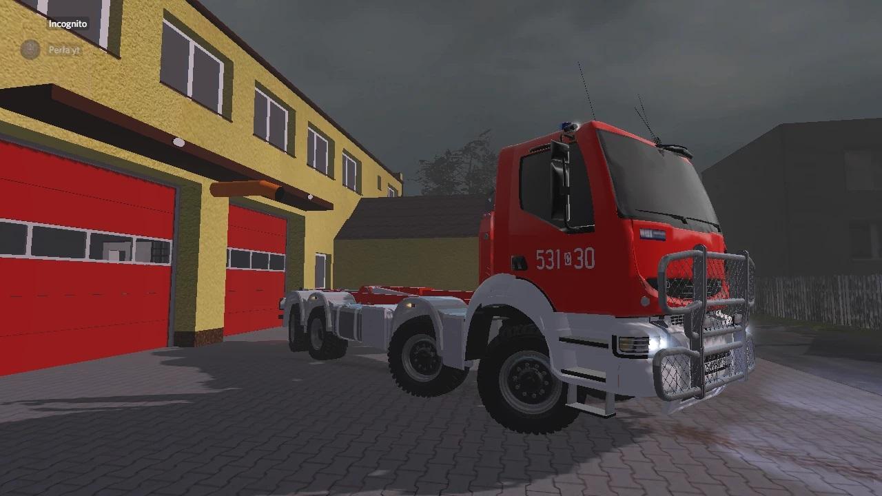 Renault do transportu kontenerow v4.0