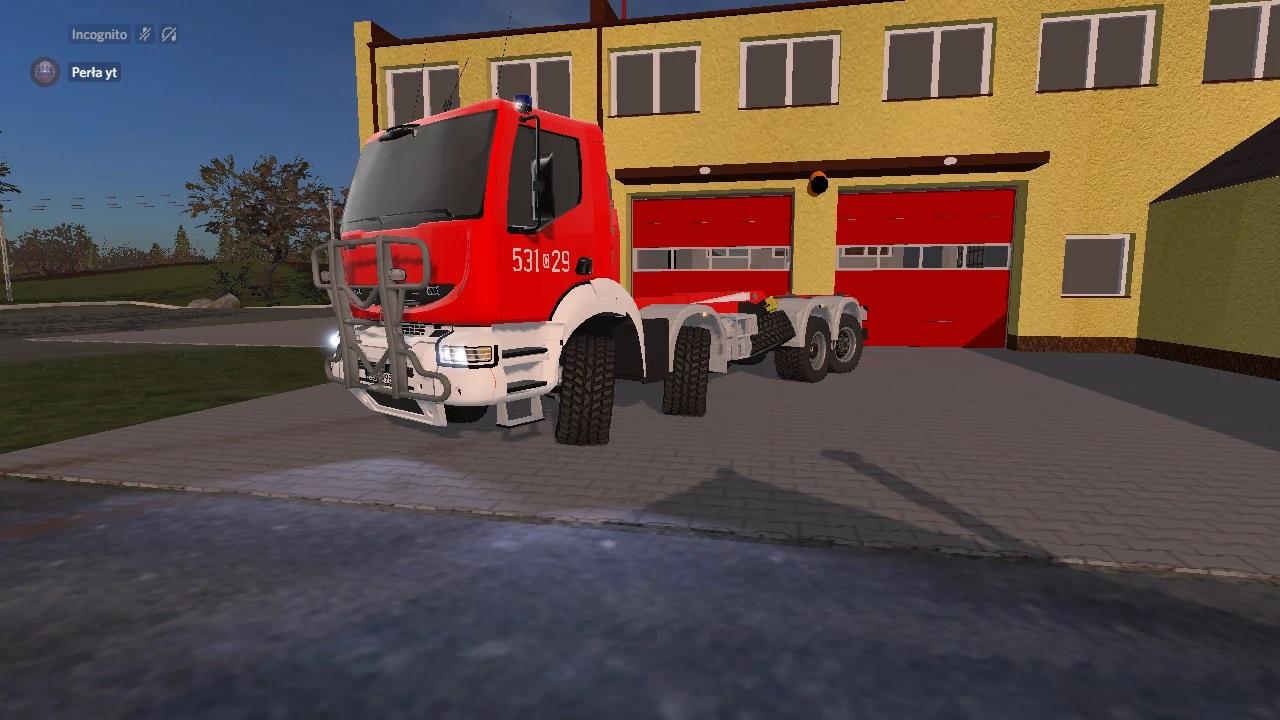 Renault do transportu kontenerow v3.0